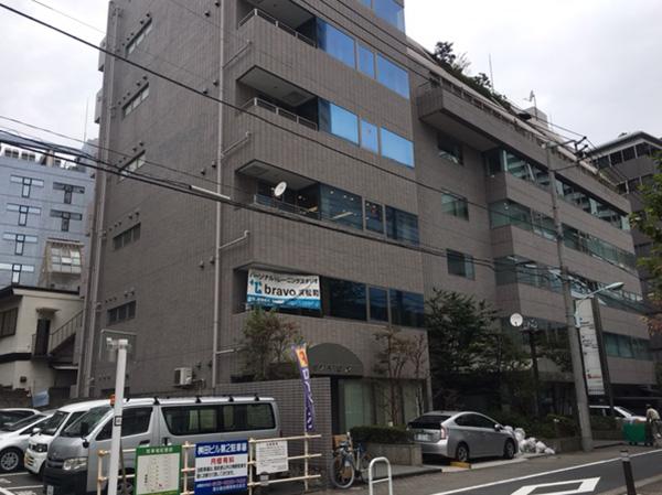 浜松町スタジオ外観