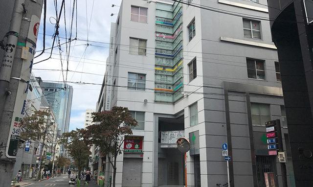 田町スタジオ外観